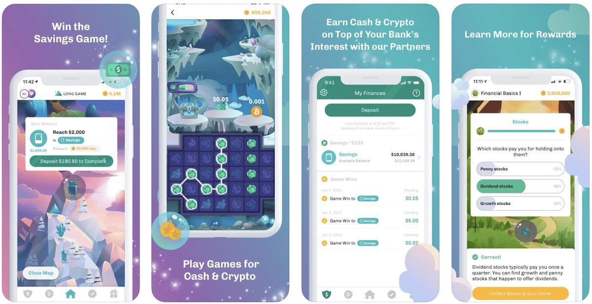 long game rewards